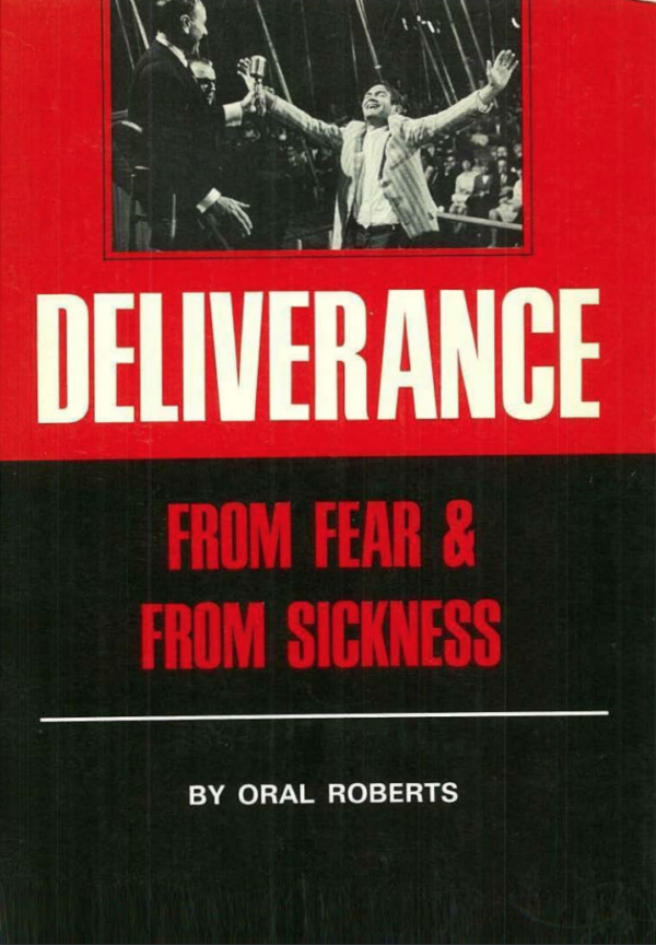 Deliverance from fear and sickness