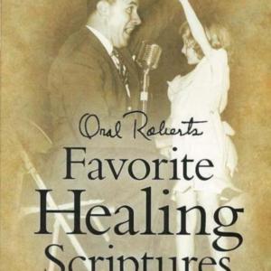 Favorite Healing Scriptures