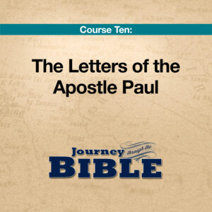 The Letters of the Apostle Paul